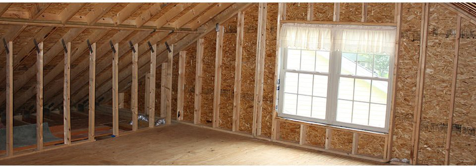 how to clean attic insulation