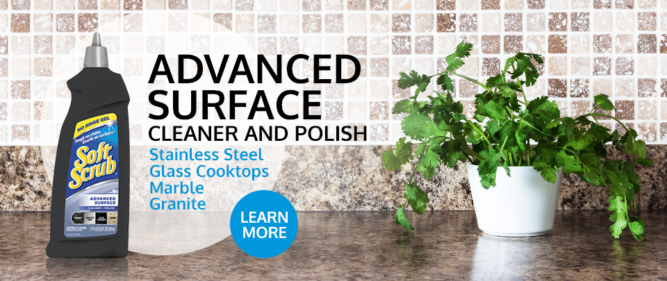 Advanced Surface Cleaner and Polish
