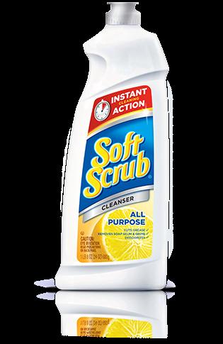 soft scrub all purpose cleanser